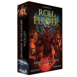 Roll Player - Monsters and Minions Expansion