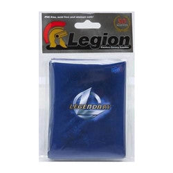 Legendary: Blue Card Sleeves - Boardlandia