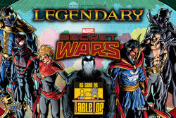 Marvel Legendary Secret Wars - Volume 1 - Boardlandia