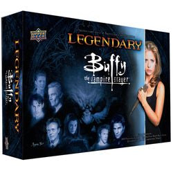 Legendary Deck Building Game - Buffy the Vampire Slayer
