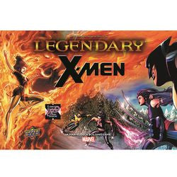 Legendary Marvel - X-Men Deck Building Game - Boardlandia