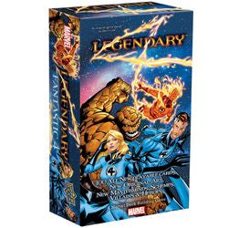 Legendary Marvel Deck Building Game - Fantastic 4 Expansion - Boardlandia