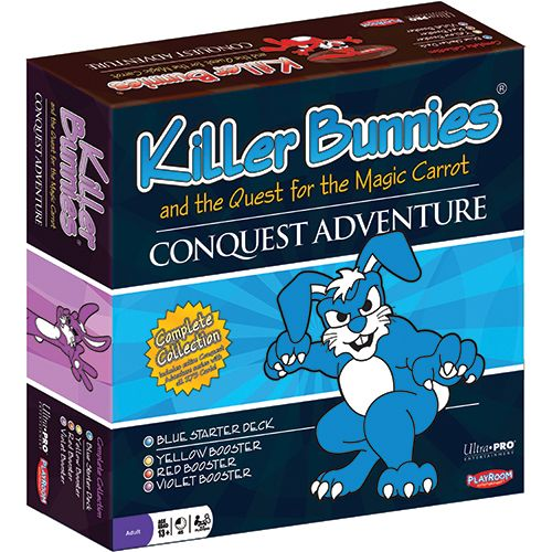 Killer Bunnies: Quest - Conquest Adventure (Pre-Order)