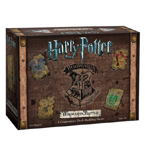 Harry Potter: Hogwarts Battle - Boardlandia