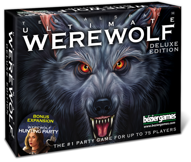 Ultimate Werewolf: Deluxe Edition - Boardlandia