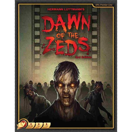 Dawn of the Zeds - 3rd Edition (Pre-Order)