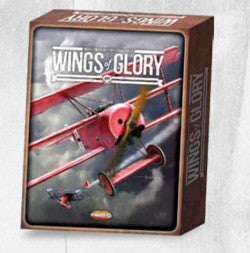 WINGS OF GLORY WW1 - RULES AND ACCESSORIES PACK