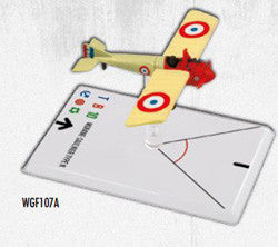 Wings Of Glory Ww1 - Morane Saulnier Type N (Navarre) - Boardlandia
