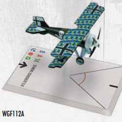 WINGS OF GLORY WW1 - SIEMENS-SCHUCKERT D.III (VON BEAULIEU-MARCANNAY) - Boardlandia
