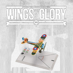 "WINGS OF GLORY: NIEUPORT NI.28 ""RICKENBACKER"""