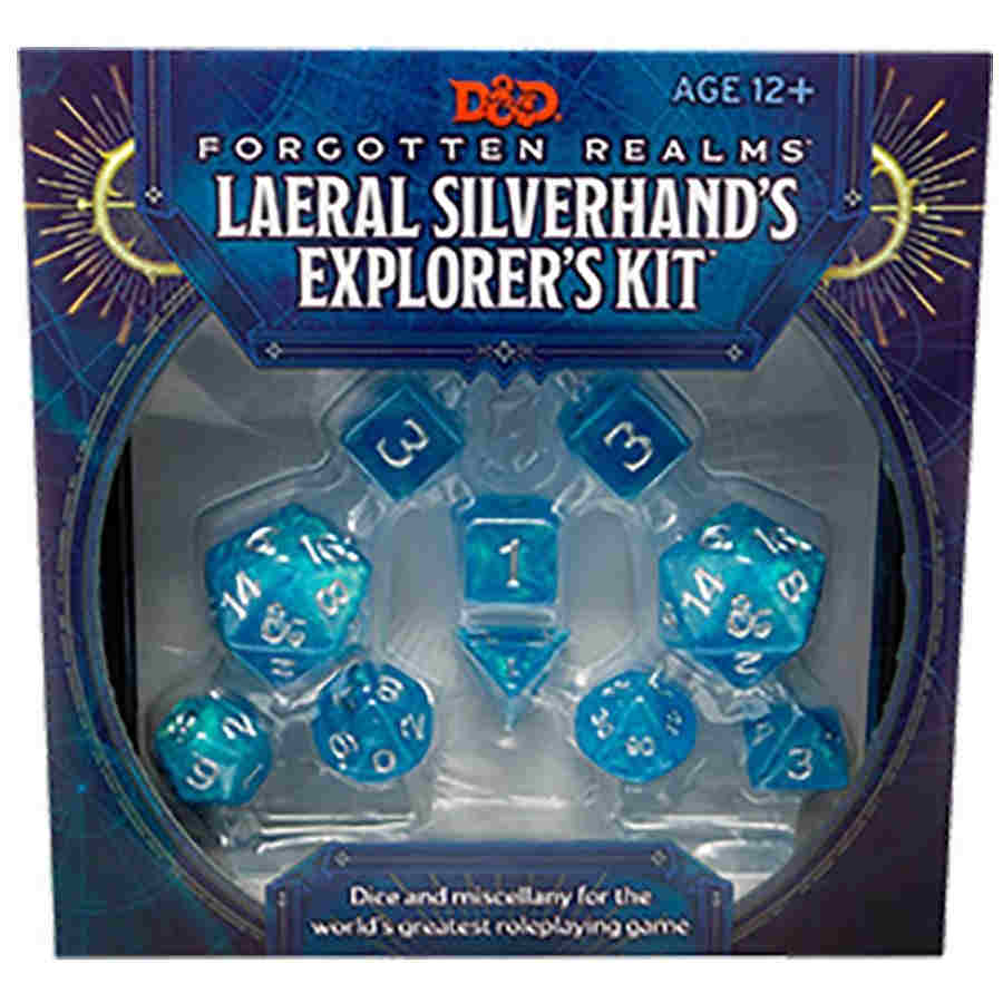 Dungeons and Dragons - Laeral Silverhand's Explorer's Kit