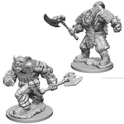 DUNGEONS AND DRAGONS: NOLZUR'S MARVELOUS UNPAINTED MINIATURES - ORCS - Boardlandia