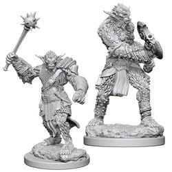 Dungeons & Dragons Nolzur's Marvelous Unpainted Miniatures: Bugbears