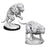 Pathfinder: Deep Cuts Unpainted Miniatures - Hell Hounds - Boardlandia