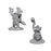 Dungeons & Dragons Nolzur's Marvelous Unpainted Miniatures: Dwarf Male Cleric - Boardlandia
