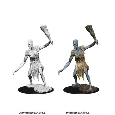 Dungeons and Dragons: Nolzur's Marvelous Unpainted Miniatures - W8 - Stone Giant