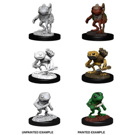 Dungeons & Dragons: Nolzur's Marvelous Unpainted Miniatures - Grung