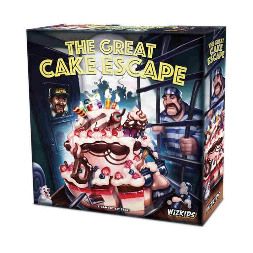 The Great Cake Escape (Pre-Order)