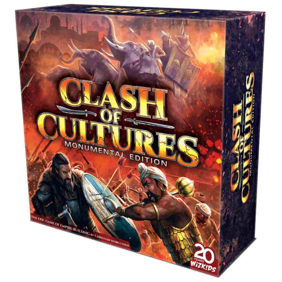 Clash of Cultures: Monumental Edition (Pre-Order)