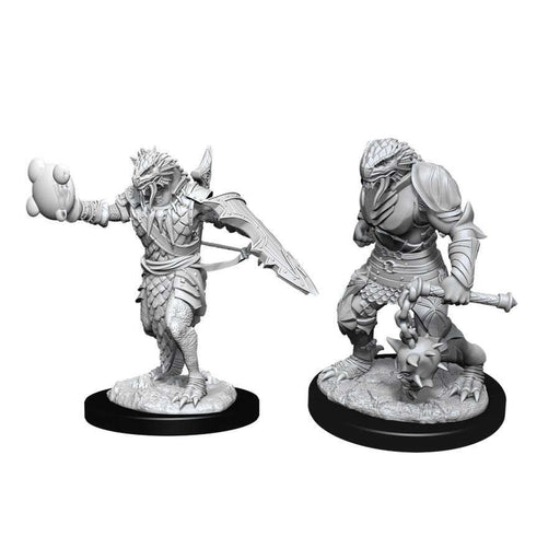 Dungeon's and Dragons: Nolzur's Marvelous Unpainted Miniatures - Male Dragonborn Paladin