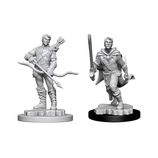 Dungeon's and Dragons: Nolzur's Marvelous Unpainted Miniatures - Male Human Ranger