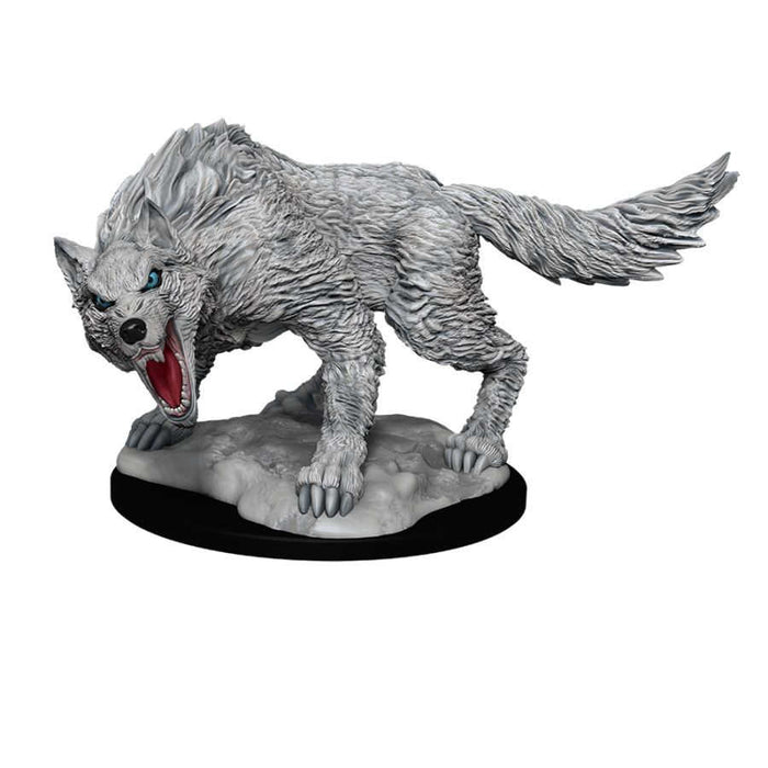 Dungeons and Dragons: Nolzur's Marvelous Unpainted Miniatures - Winter Wolf