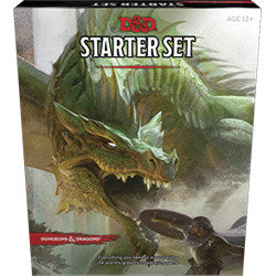 DUNGEONS AND DRAGONS: STARTER SET - Boardlandia