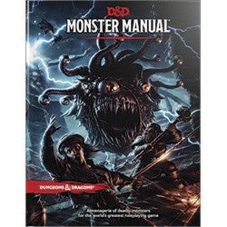 Dungeons & Dragons: Monster Manual (Fifth Edition) - Boardlandia