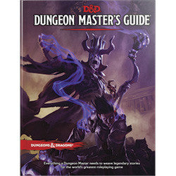 Dungeons & Dragons: Dungeon Masters Guide (Fifth Edition) - Boardlandia