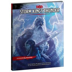 DUNGEONS AND DRAGONS RPG - STORM KING'S THUNDER