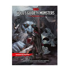 Dungeons & Dragons: Volo's Guide to Monsters (Fifth Edition) - Boardlandia