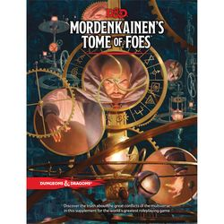 Dungeons and Dragons RPG - Mordenkainen's Tome of Foes