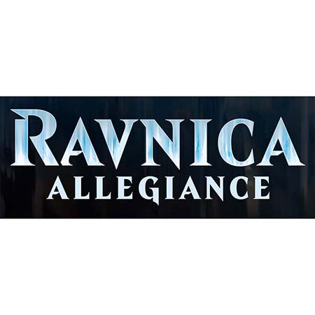 Magic The Gathering - Ravnica Allegiance - Booster Pack