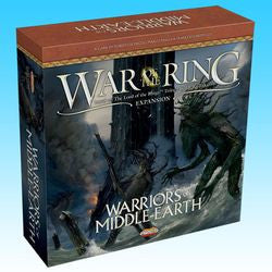 "War Of The Ring 2Nd Edition: ""Warriors Of Middle-Earth"" - Boardlandia"