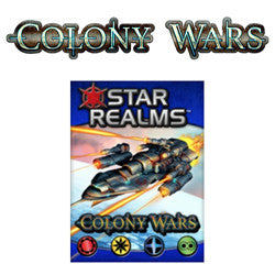 Star Realms: Colony Wars - Boardlandia
