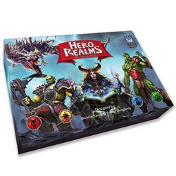 Hero Realms: Deckbuilding Game - Boardlandia