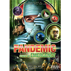 Pandemic: State Of Emergency - Boardlandia