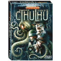 Pandemic: Reign Of Cthulhu - Boardlandia