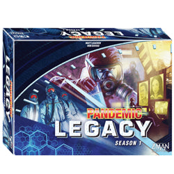 Pandemic: Legacy Season 1 (Blue Box) - Boardlandia