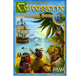 Carcassonne - South Seas - Boardlandia