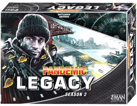 Pandemic Legacy: Season 2 Black