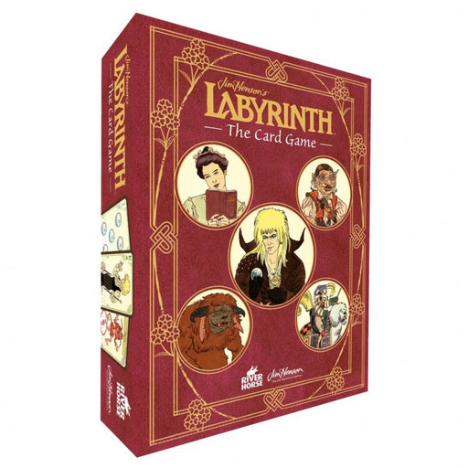 Jim Henson's Labyrinth: The Card Game (Pre-Order)