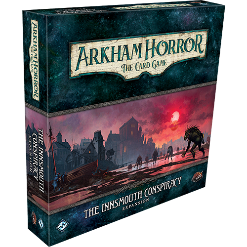 Arkham Horror LCG: The Innsmouth Conspiracy Expansion (Pre-Order)