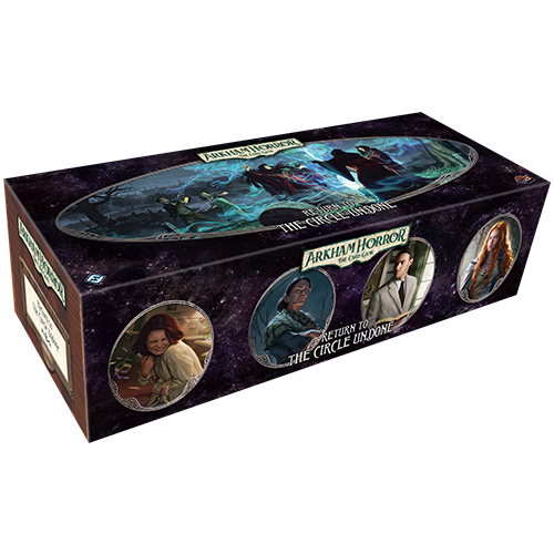 Arkham Horror LCG: Return to the Circle Undone Expansion (Pre-Order)