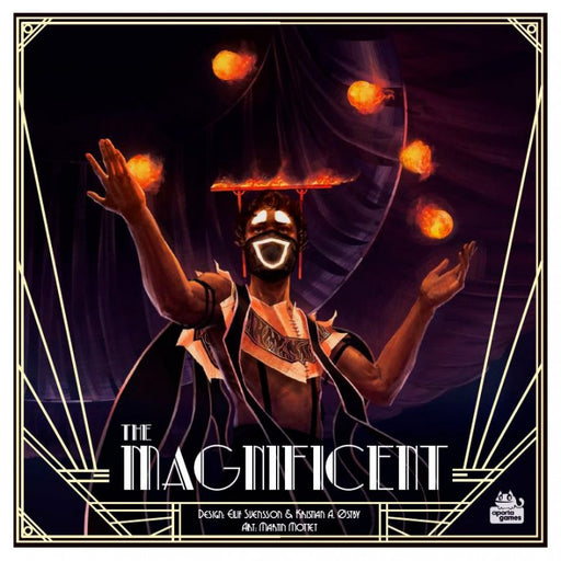 The Magnificent (Pre-Order)