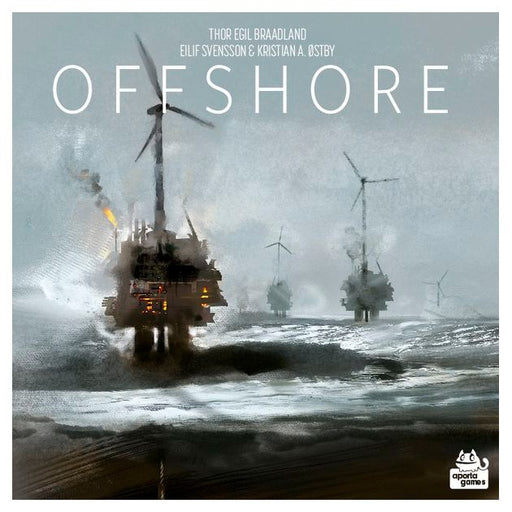 Offshore (Pre-Order)