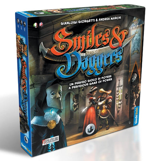 Smiles and Daggers (Pre-Order)
