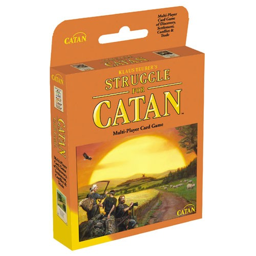 Catan - The Struggle For Catan