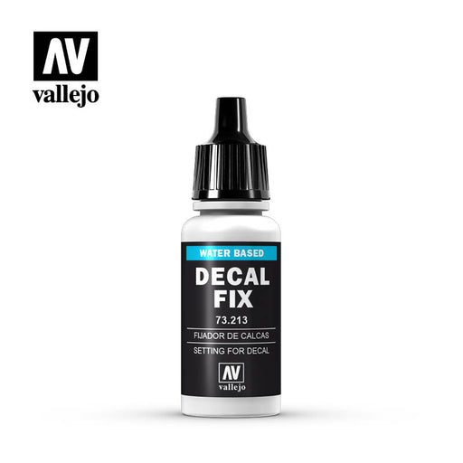 Auxiliary Products: Decal Fix (17ml)