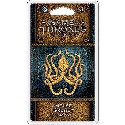 A Game of Thrones LCG (2nd Edition): House Greyjoy Intro Deck